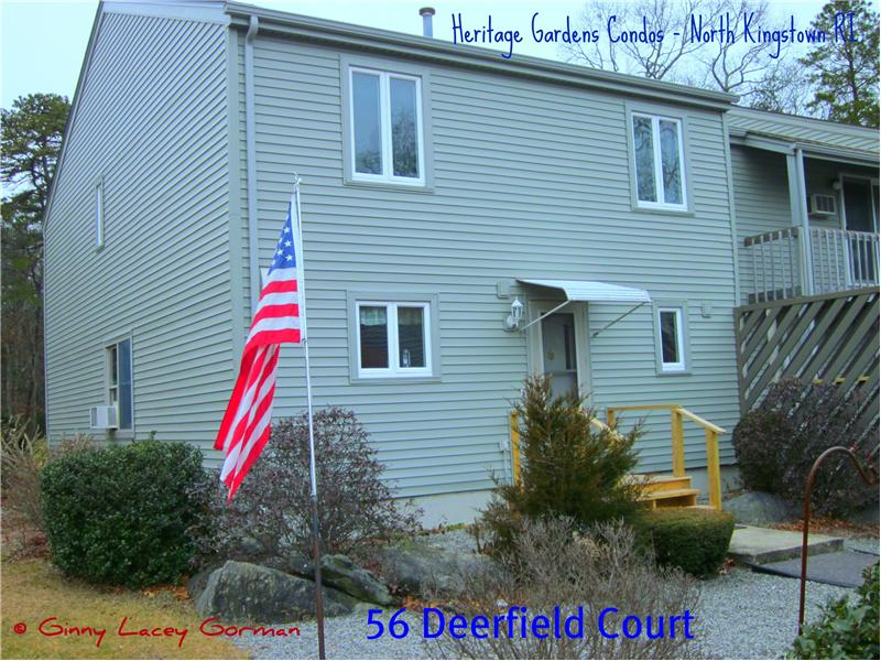 56 Deerfield Court North Kingstown RI Real Estate for Sale- Condo
