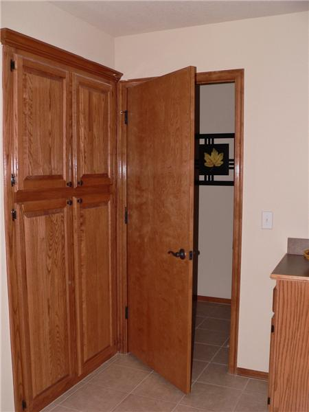 PANTRY IN UTILITY ROOM