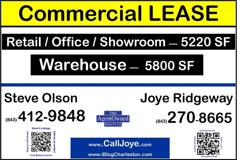 1033 Wappoo Rd - For Lease