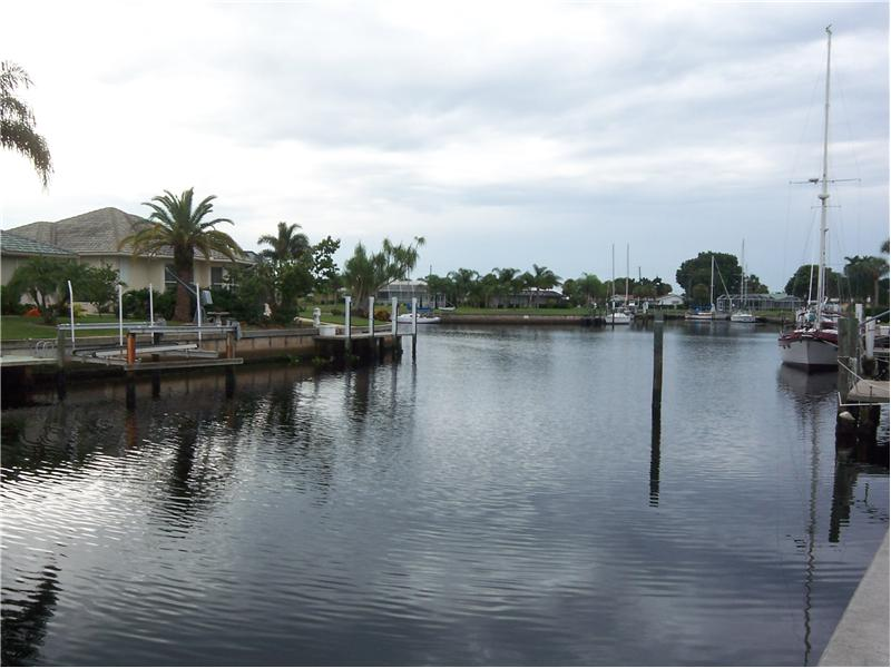 QUICK ACCESS TO CHARLOTTE HARBOR