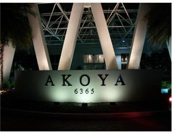 Akoya, Luxury Miami Beach Condominium